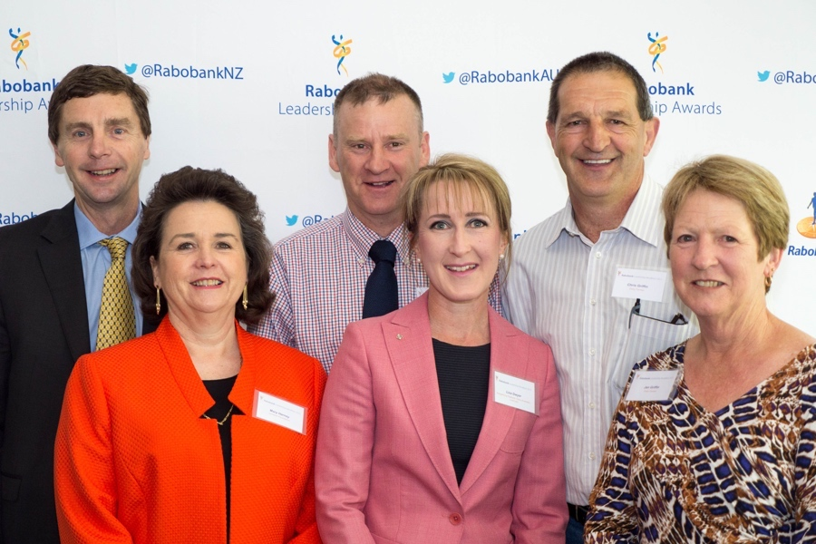 Rabobank Leadership Award Breakfast 2015 - 11
